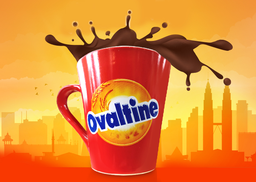 Ovaltine - Social Media Management