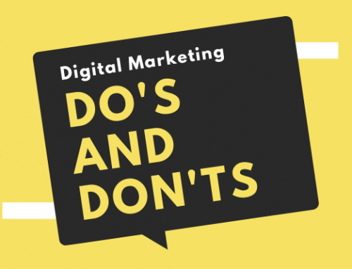 Digital Marketing Do's And Don'ts