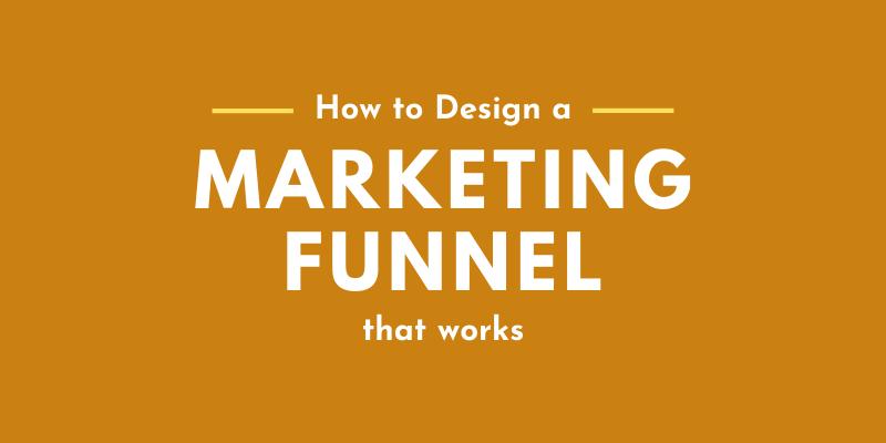How to Design Marketing Funnel - Synergy XYZ