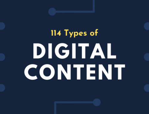 The Business Bible: 114 Types of Digital Content