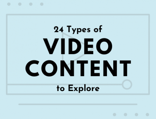 24 Types of Video Content to explore: Get your Audience Hooked!