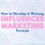 Influencer Marketing Formula