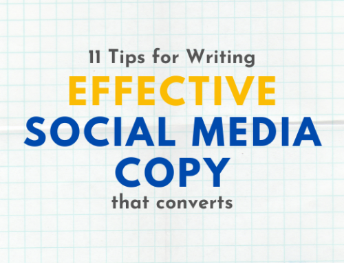 11 Actionable Tips for Writing Effective Social Media Copy that Converts