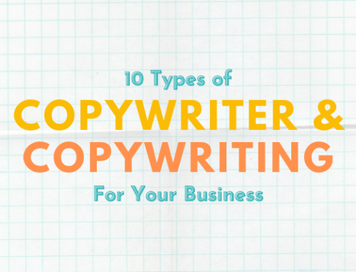 10 Types of Copywriters and Copywriting For Your Business 🔍🤓📝